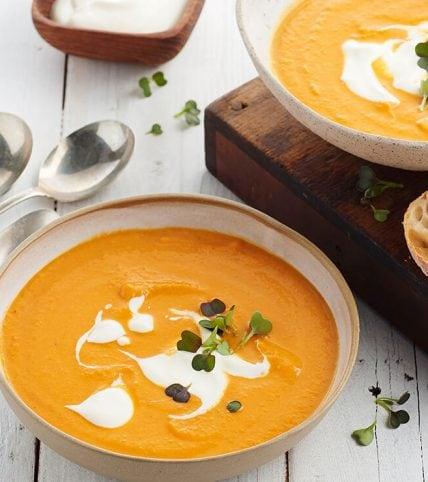 carrot-lentil-soup